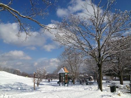 Robbins Farm Park(EB)
